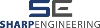 Logo - Sharp Engineering