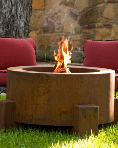 Sharp Engineering Tuscan Round Fire Pit